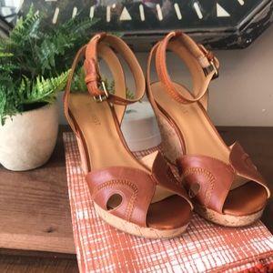 Nine West casual summer heels